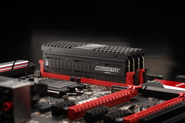 Ballistix Elite 8GB DDR4-3600 UDIMM