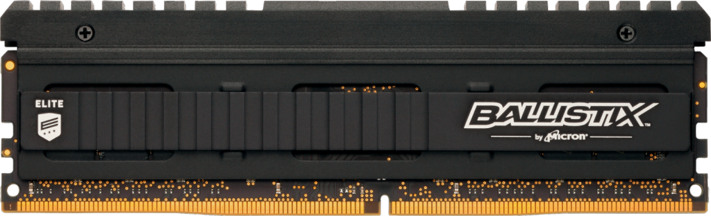Image for Ballistix Elite 8GB DDR4-4000 UDIMM from Crucial India