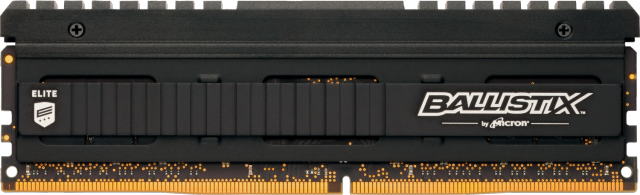 Ballistix Elite 8GB DDR4-3600 UDIMM- view 1
