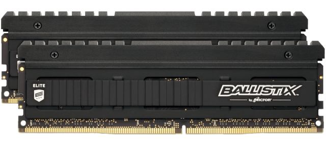 Ballistix Elite 16GB (2 x 8GB) DDR4-3600 UDIMM- view 1