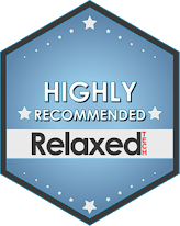 RelaxedTech award badge