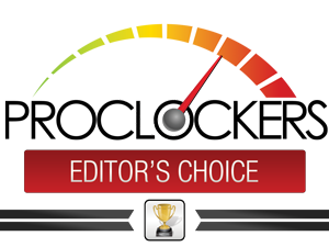Pro Clockers Editor's Choice Award