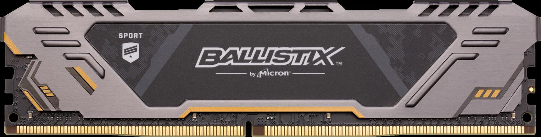 Ballistix Sport AT 8GB DDR4-3200 UDIMM Desktop/PC Memory