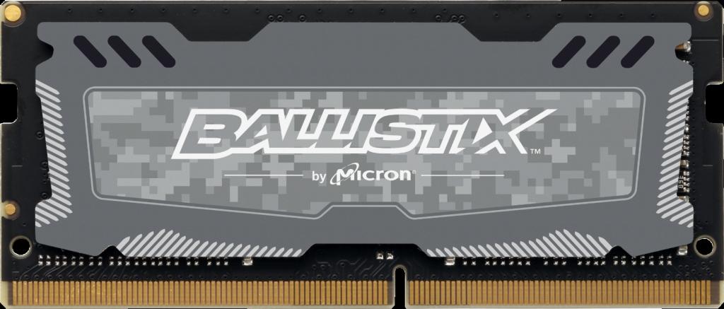 Ballistix Sport LT 4GB DDR4-2666 SODIMM- view 1
