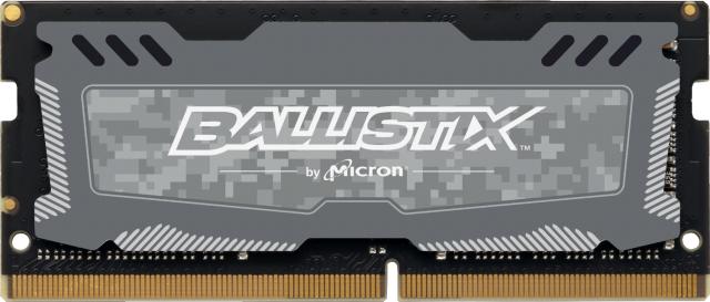 Ballistix Sport LT 16GB DDR4-2666 SODIMM