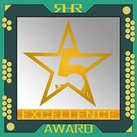 rhr excellence award