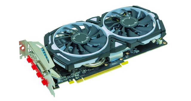 Graphics processing unit (GPU)