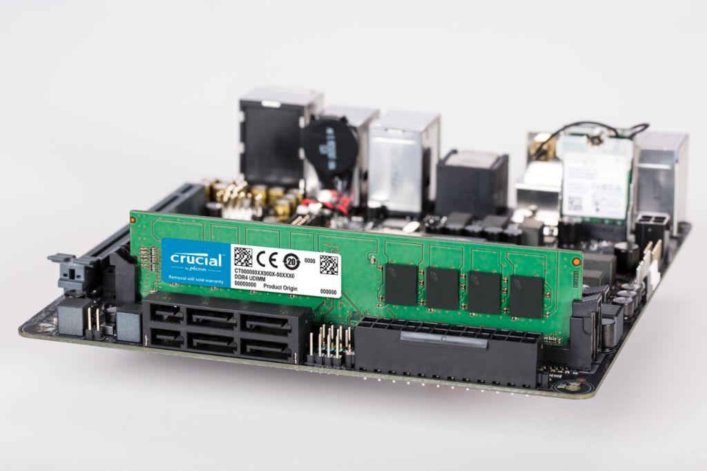 Crucial memory (RAM)