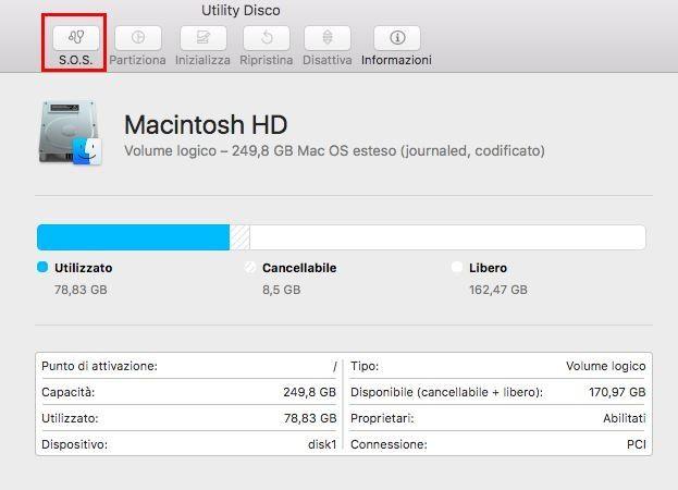Pulire e ottimizzare il tuo mac crucial it - Creare finestra popup ...