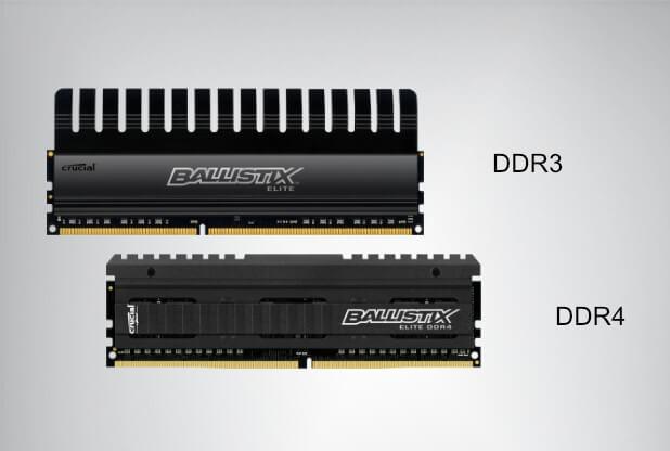Crucial br - Memória Ballistix Elite DDR4