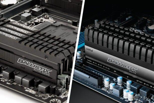 Crucial com - Ballistix Elite DDR4 memory