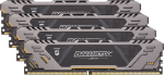 Memoria Gaming Ballistix Sport AT 64GB Kit (4 x 16GB) DDR4-2666 UDIMM