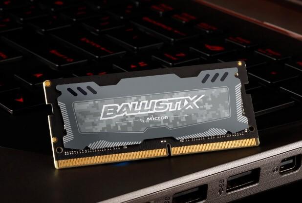 Ballistix Sport LT DDR4 SODIMM - RAM | Product Info