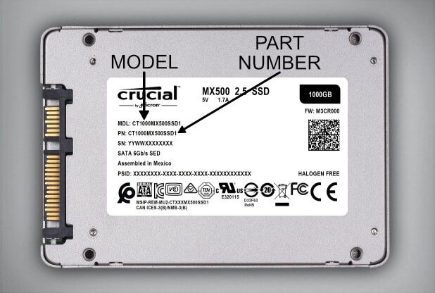 Identifying Your Crucial Computer Parts | Crucial com