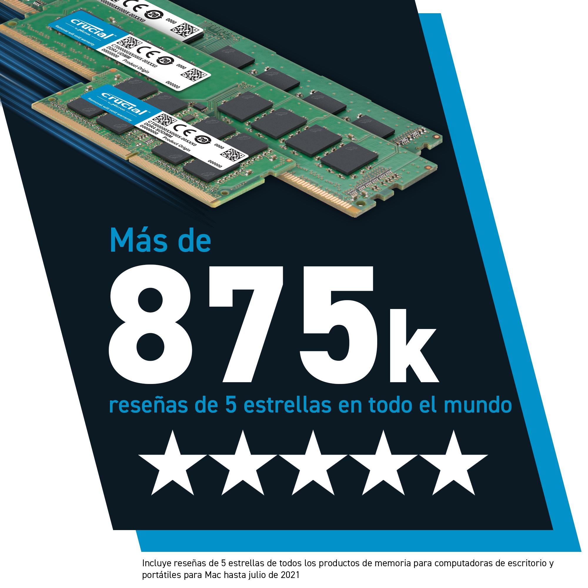 Crucial 16GB DDR4-2666 UDIMM- view 2