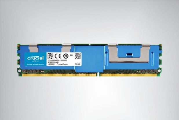 For Mission Critical Server Applications That Require A Higher Level Of Data Integrity Crucial FBDIMMs Are The Answer Designed To Meet Niche Need Among