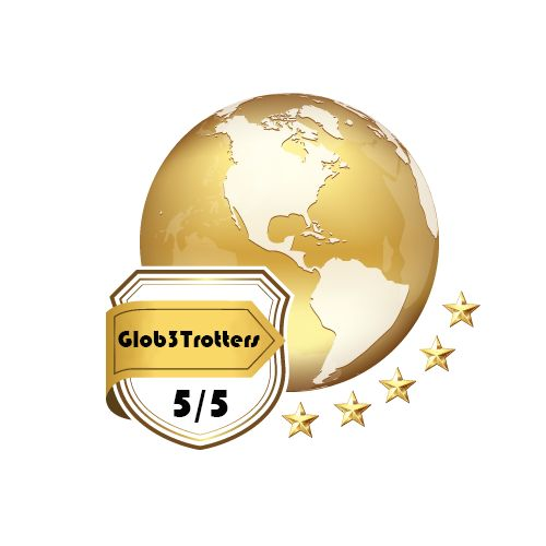 glob3trotters 5 star award