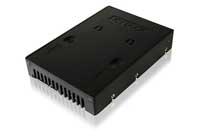 2.5-inch to 3.5-inch SSD/hard drive converter for desktops