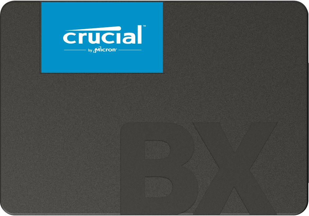 Image for Crucial BX500 2TB 3D NAND SATA 2.5-inch SSD from Crucial English Euro Store