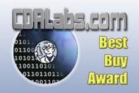 cdrlabs.com Best Buy Award