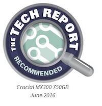 Tech Report Award