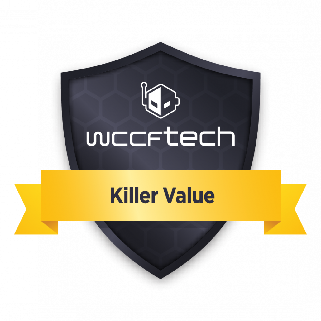 WccfTech Killer Value Award