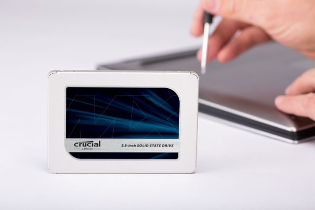 Crucial MX500 500GB M 2 Type 2280 Internal SSD CT12142114 | Nitro 5