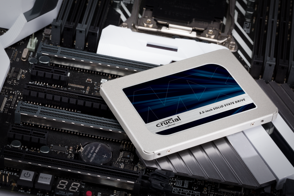Crucial MX500 250GB SATA 2 5
