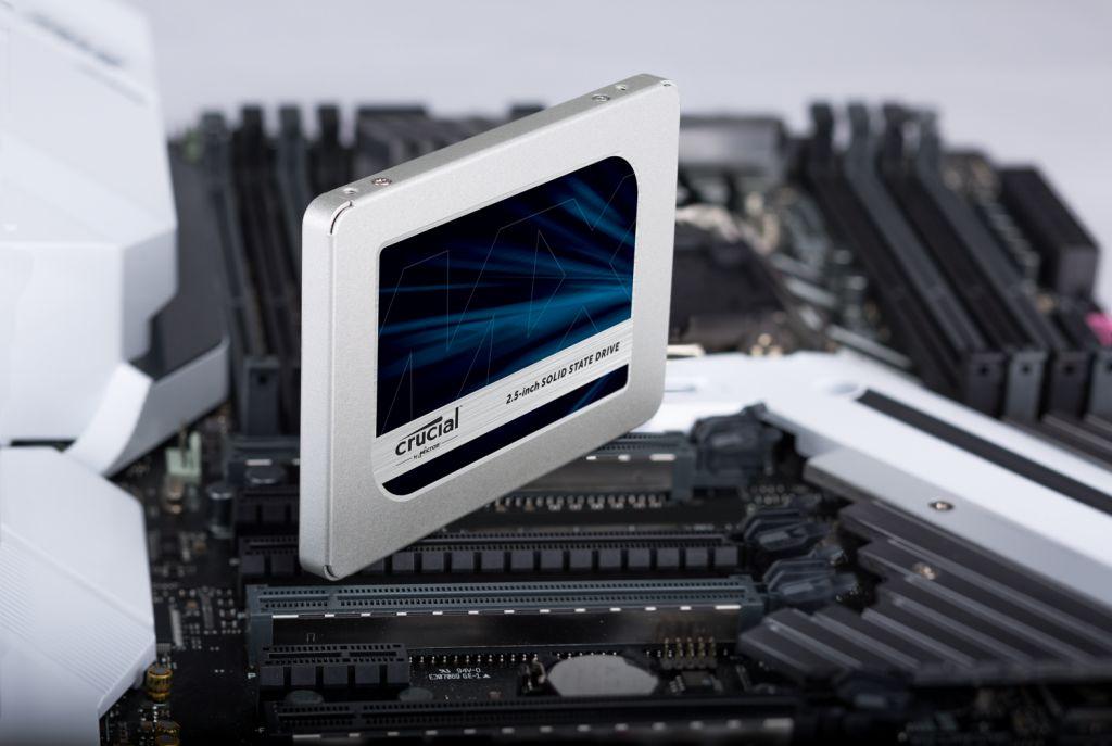 Crucial MX500 1000GB 2