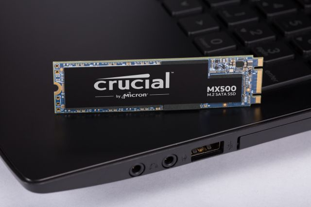 Crucial Mx500 Ssd Crucial