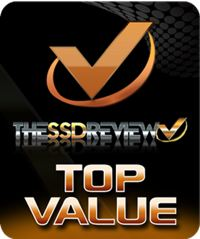 The SSD Review -- Top Value -- MX500