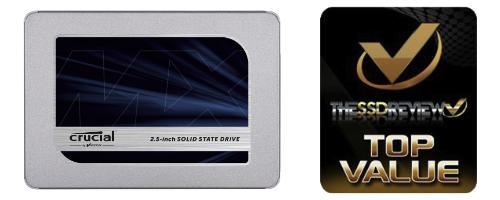 Crucial MX500 SSD | Crucial com