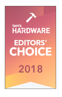 Tom's Hardware Editor's Choice Award