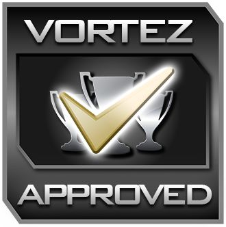 vortez approved award