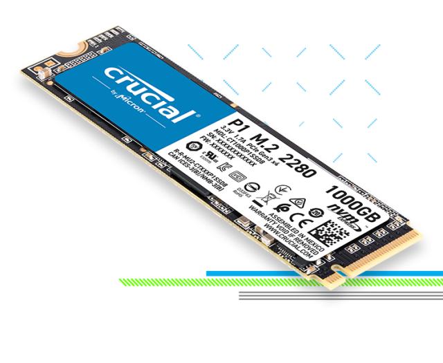 Crucial P1 SSD | Crucial com