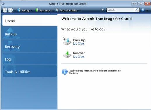 Acronis Image Backup And Recovery Guide United States