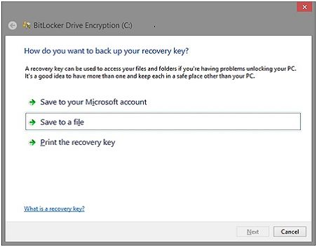 Setup of Hardware Encryption on Crucial SEDs via Bitlocker