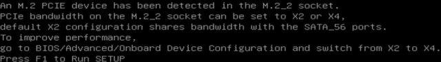 BIOS/UEFI Configuration for Optimizing M 2 PCIe NVMe SSDs