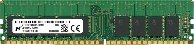 DDR4 ECC UDIMM 16GB 2Rx8 2666 CL19- view 1
