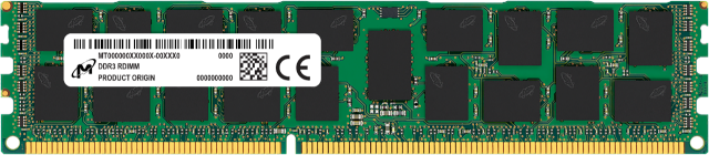 DDR3L ECC UDIMM 8GB 2Rx8 1600 CL11