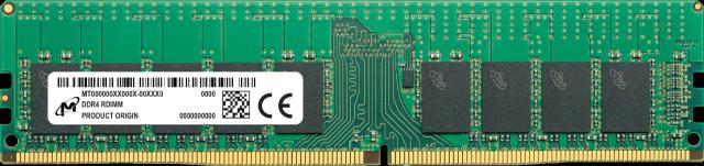 DDR4 RDIMM 32GB 1Rx4 2933 CL21