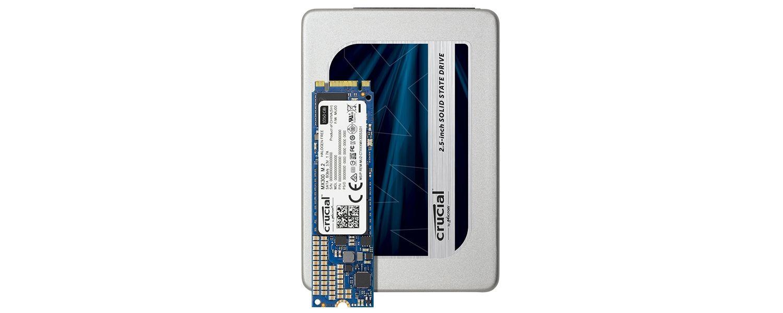 MX300 SSD-Produktfamilie von Crucial