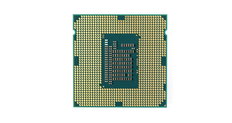 電腦的中央處理器(CPU)。